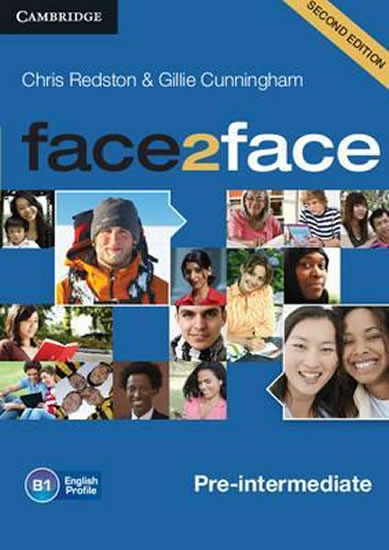 face2face 2nd Edition Pre-intermediate: Class Audio CDs (3) - Chris Redston
