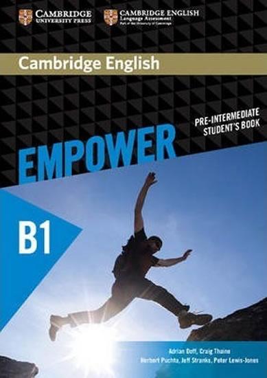 Empower Pre-Interm: Student´s Book - Adrian Doff