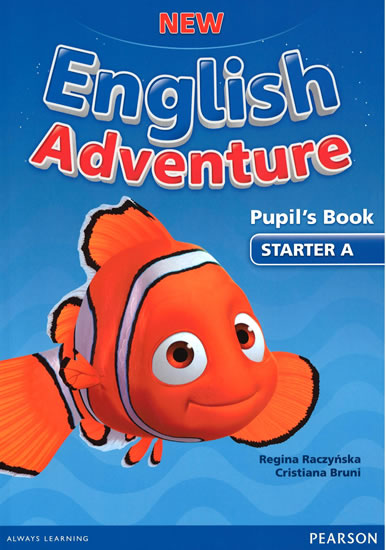 New English Adventure Starter A Pupil´s book - Anne Worrall
