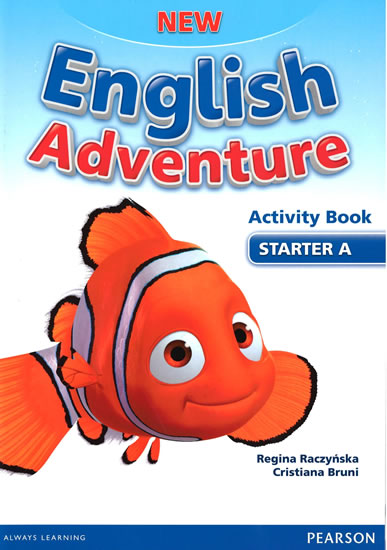 New English Adventure Starter A Activity book + Song CD - Anne Worrall