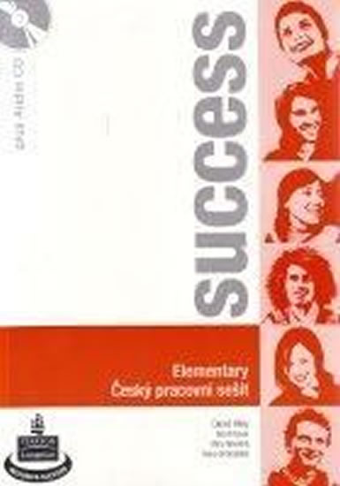 Success Elementary Český pracovní sešit + Audio CD - David Riley