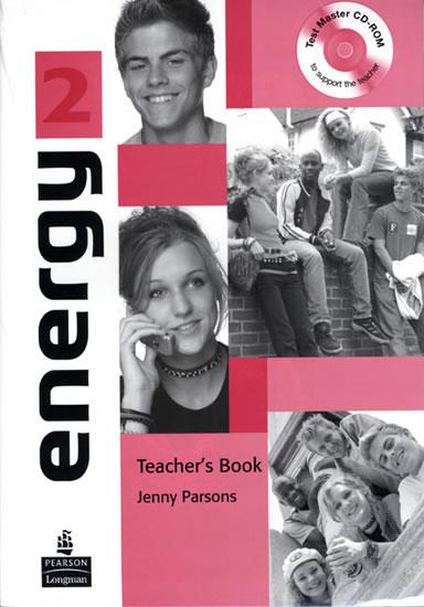 Energy 2 Teacher´s book with DVD and Test Master CD-ROM - Steve Elsworth