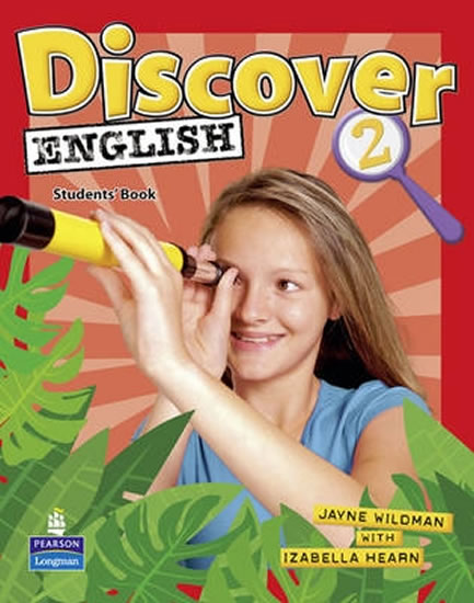 Discover English 2 Student´s Book CZ - Jayne Wildman