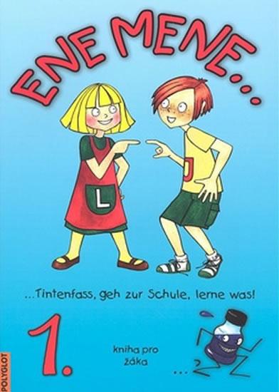 Ene mene 1. kniha pro žáky