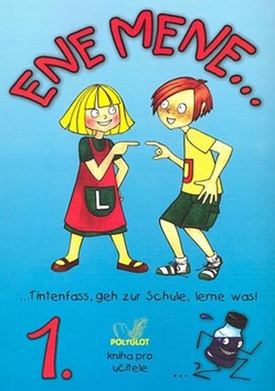 Ene mene 1. kniha pro učitele
