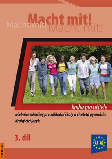 Macht Mit 3 kniha pro učitele