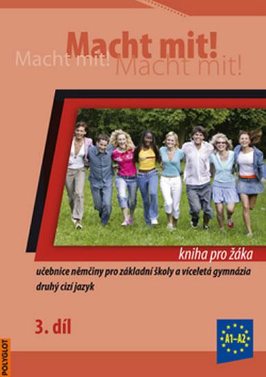Macht Mit 3 kniha pro žáka