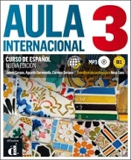 Aula internacional Nueva edición 3 (B1) – Libro del alumno + CD