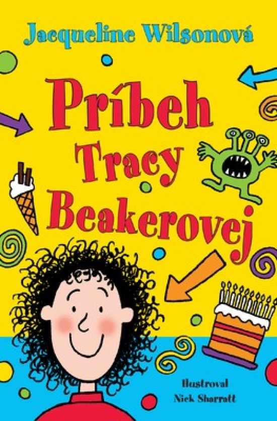 Príbeh Tracy Beakerovej - Jacqueline Wilsonová