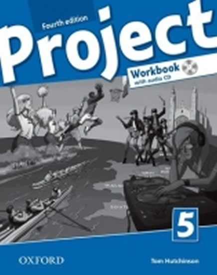 Project Fourth Edition 5 Workbook with Audio CD (International English Version) - Tom Hutchinson