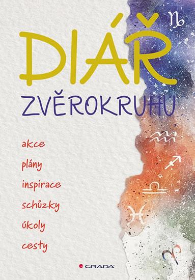 Diář zvěrokruhu - plány - sny - inspirace - Monika Davidová