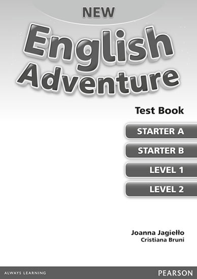 New English Adventure Tests Book-all levels - Joanna Jagiello