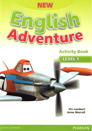 New English Adventure 1 Activity Book and Song CD Pack - Anne Worrall