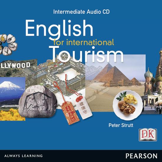 English for International Tourism: Intermediate Class CD 1-2 - Peter Strutt