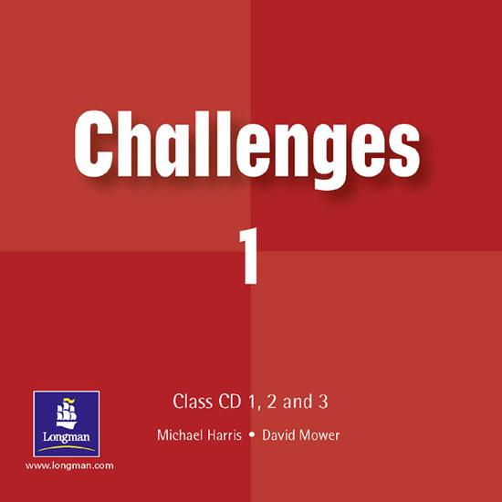 Challenges 1: Class CD 1-3 - Michael Harris