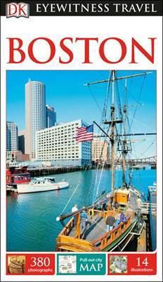 Boston - DK Eyewitness Travel Guide