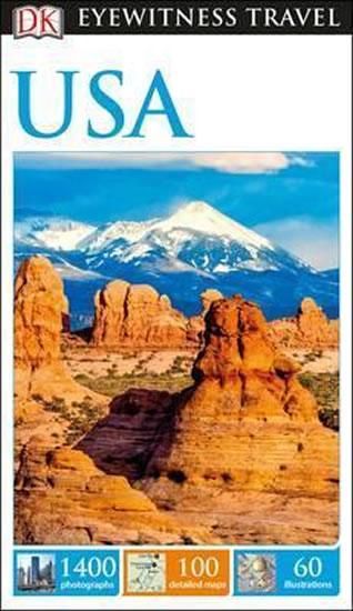 USA - DK Eyewitness Travel Guide