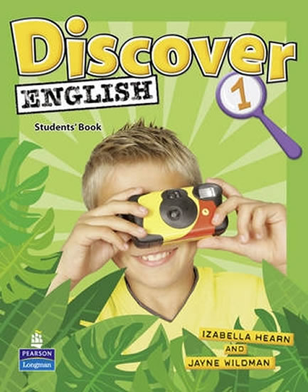 Discover English 1 Student´s Book CZ - Jayne Wildman