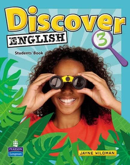 Discover English 3 Student´s Book CZ - Jayne Wildman