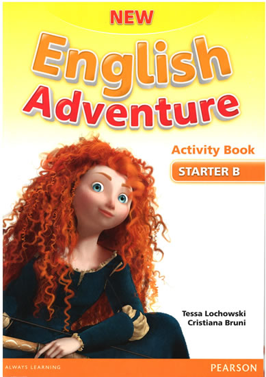 New English Adventure Starter B Activity Book and Songs CD Pack - Anne Worrall