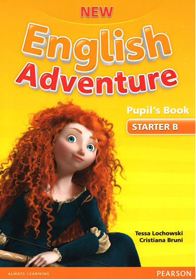 New English Adventure Starter B Pupil´s book - Anne Worrall