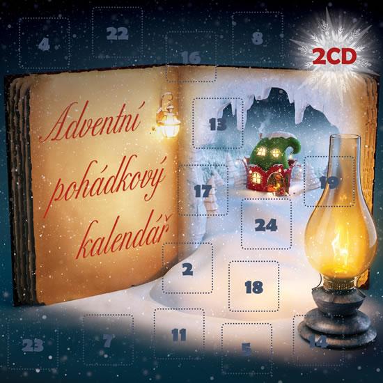 Adventní pohádkový kalendář - 2 CD