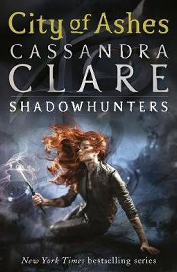 City of Ashes – The Mortal Instruments Book 2 - Cassandra Clare