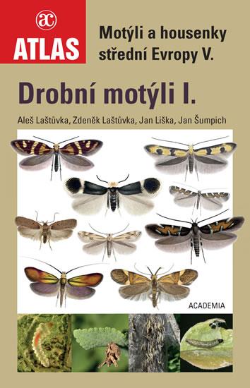 Drobní motýli I. - Motýli a housenky střední Evropy V.