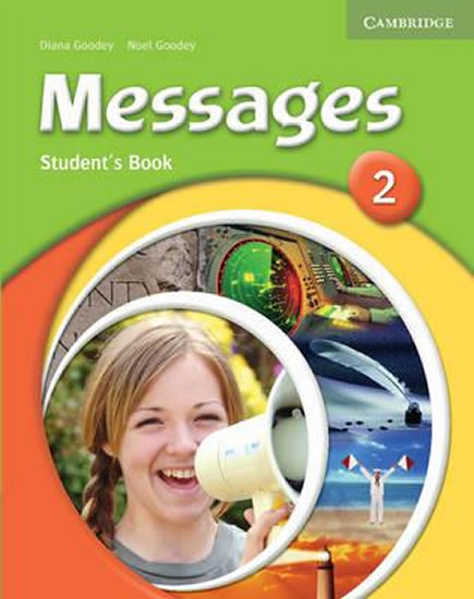 Messages Level 2: Student´s Book - Diana Goodey