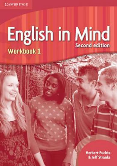English in Mind 2nd Edition Level 1: Workbook - Herbert Puchta