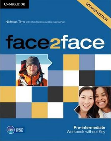 face2face 2nd Edition Pre-intermediate: Workbook without Key - Nicholas Tims