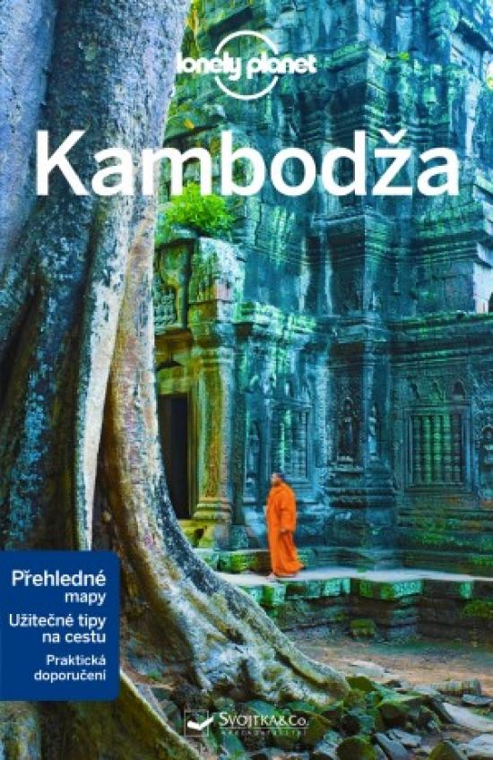 Sprievodca - Kambodža-Lonely Planet