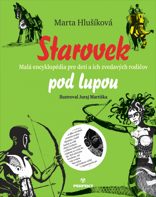 Starovek pod lupou - Marta Hlušíková