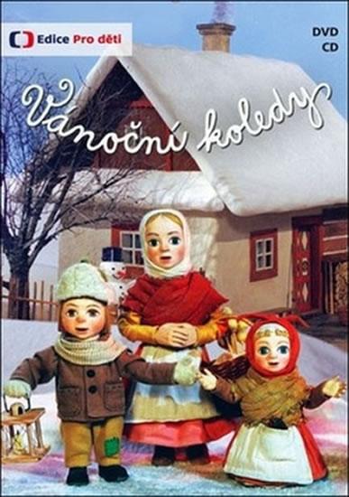 Vánoční koledy - DVD + CD