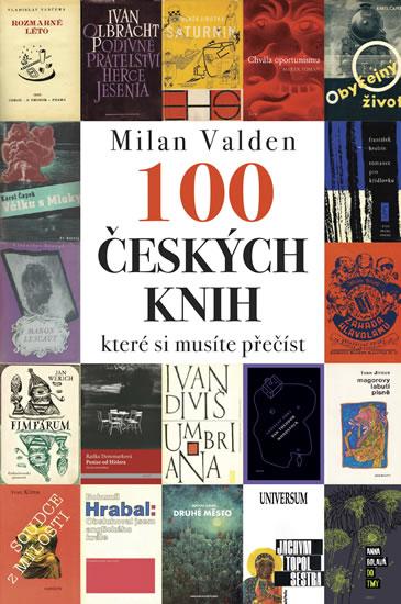 100 českých knih, které si musíte přečíst