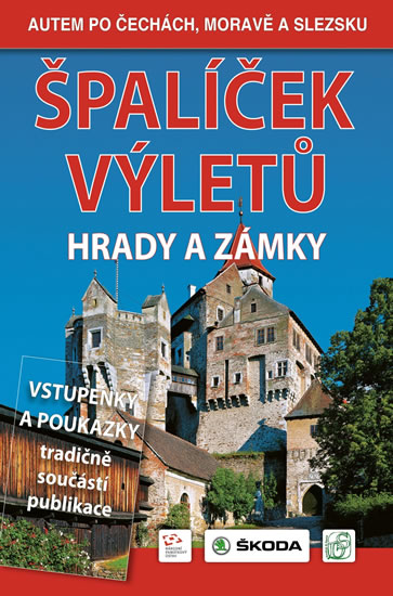 Špalíček výletů - Hrady a zámky - Vladimír Soukup, Petr David