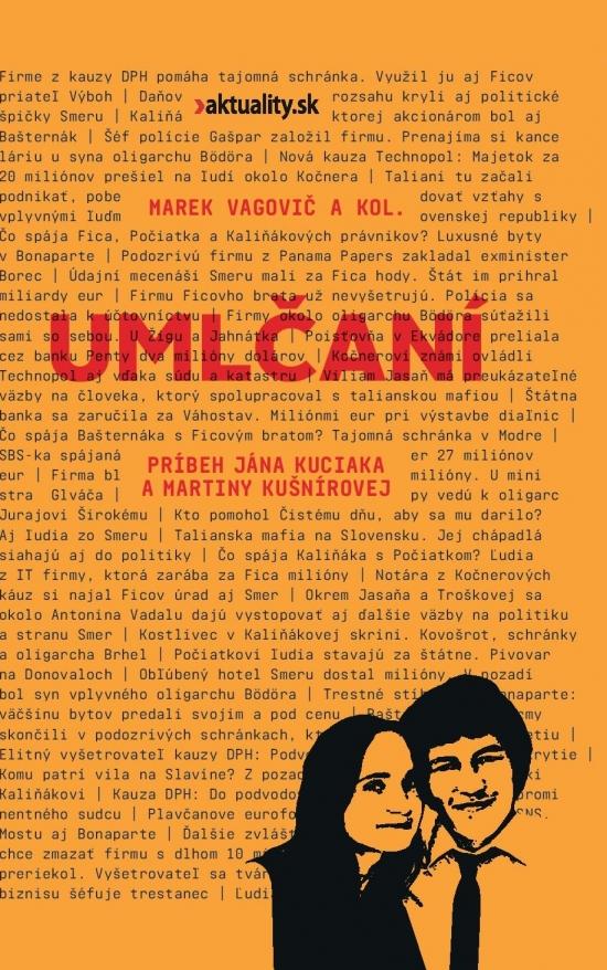 Kniha: Umlčaní (Marek Vagovič a kolektív)