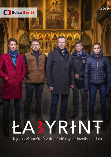 Labyrint III - 2 DVD