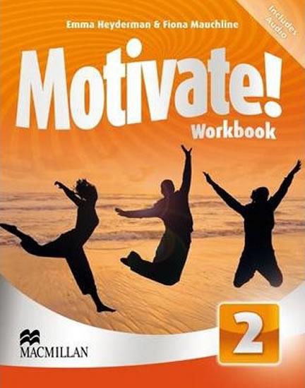 Motivate! 2: Workbook Pack ENG - Emma Heyderman
