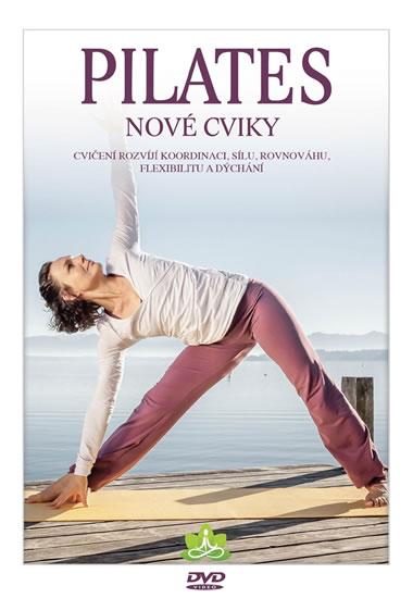 Pilates - nové cviky DVD