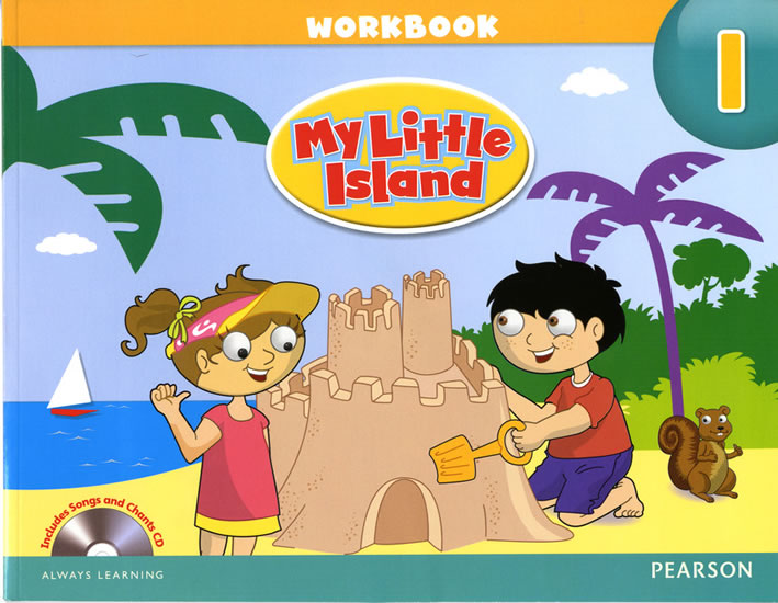 My Little Island 1 Workbook with Songs & Chants Audio CD