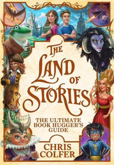 The Land of Stories: The Ultimate Book H - Chris Colfer