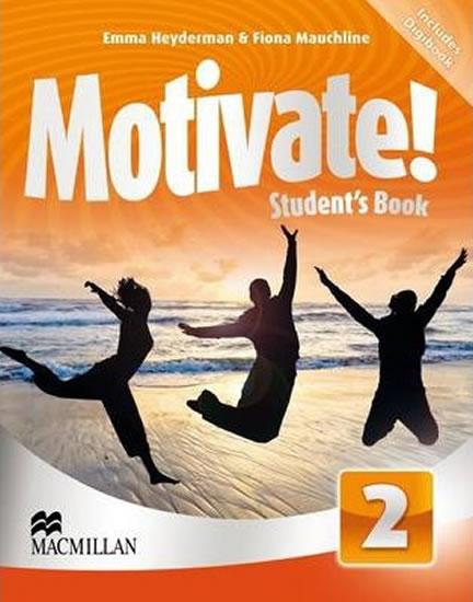 Motivate! 2: Student´s Book Pack - Emma Heyderman
