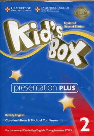 Kid´s Box 2 Updated 2nd Edition: Present - Caroline Nixon