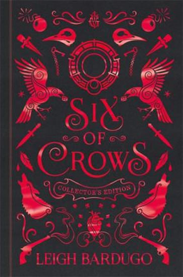 Six of Crows: Collector´s Edition : Book - Leigh Bardugo