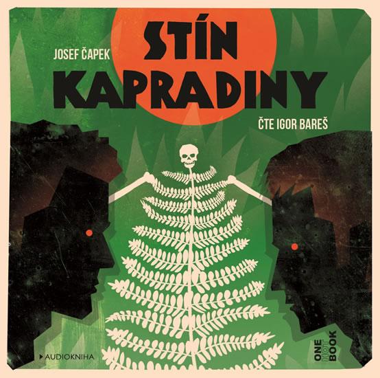 Stín kapradiny - CDmp3 (Čte Igor Bareš)