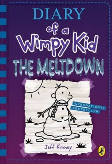 Diary of a Wimpy Kid: The Meltdown (book - Jeff Kinney