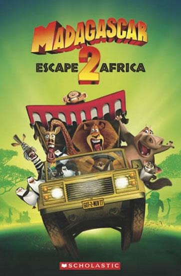 Level 2: Madagascar: Escape to Africa+CD - Fiona Davis