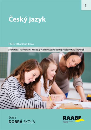 Český jazyk - Jitka Kendíková ,PhDr.