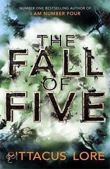 The Fall of Five : Lorien Legacies Book - Pittacus Lore